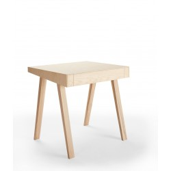 Emko 4.9 Desk With 1 Drawer European Ash
