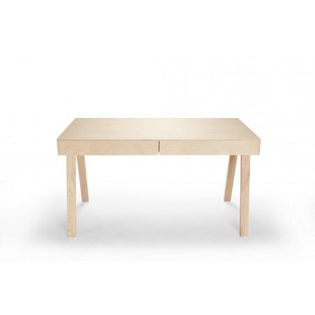 Emko 4.9 Desk With 2 drawers European Ash