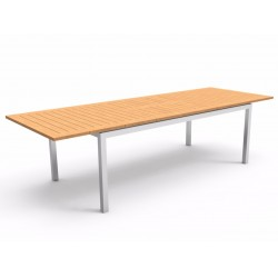 Talenti Timber Teak Garden Table 200