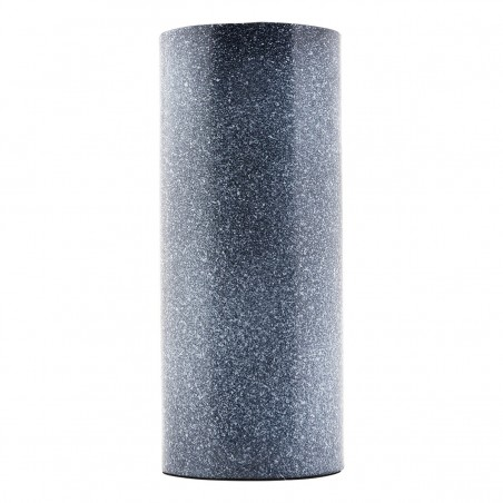 House Doctor Brass Effect Vase - Grey