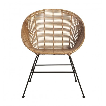 Doctor House  Retro Lounge Chair