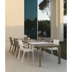Talenti Milo Textilene Outdoor Dining Table
