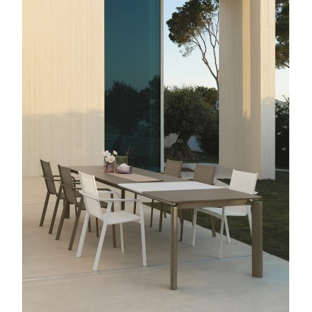 Talenti Milo Textilene Outdoor Dining Table