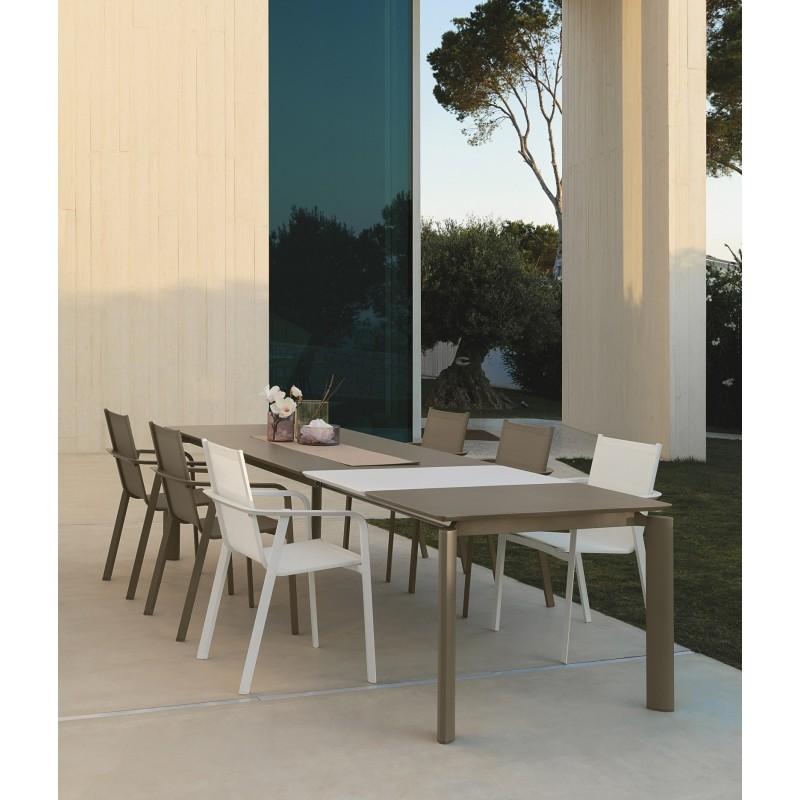 Talenti Milo Textilene Outdoor Dining Chair