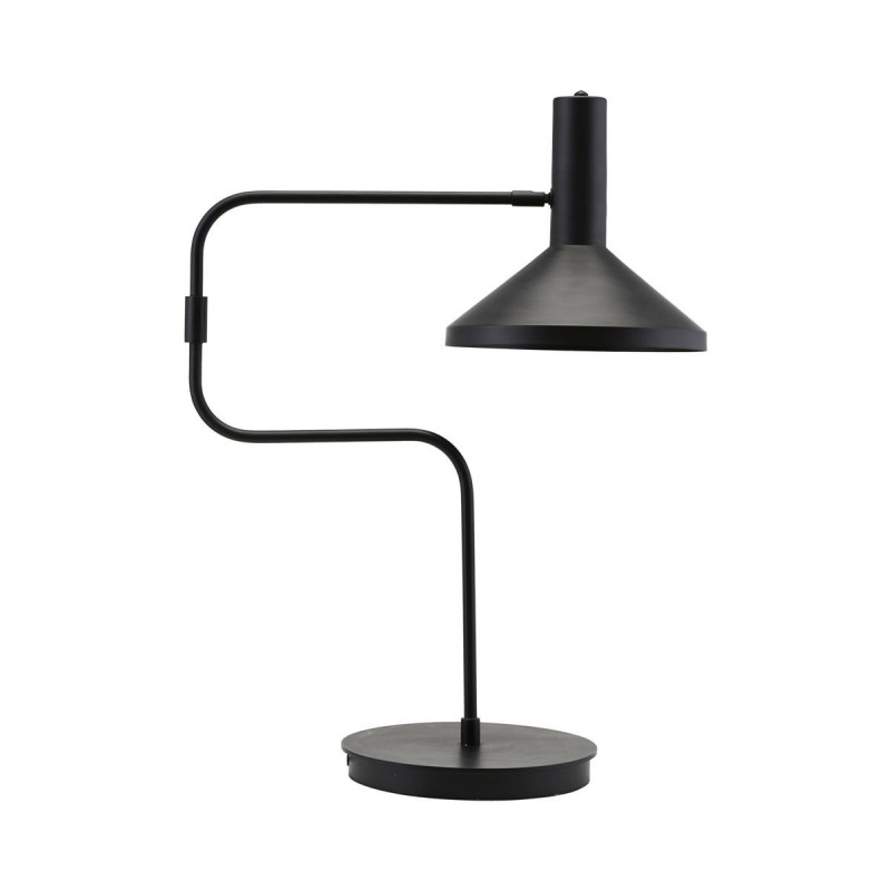House Doctor Table lamp Mall made black