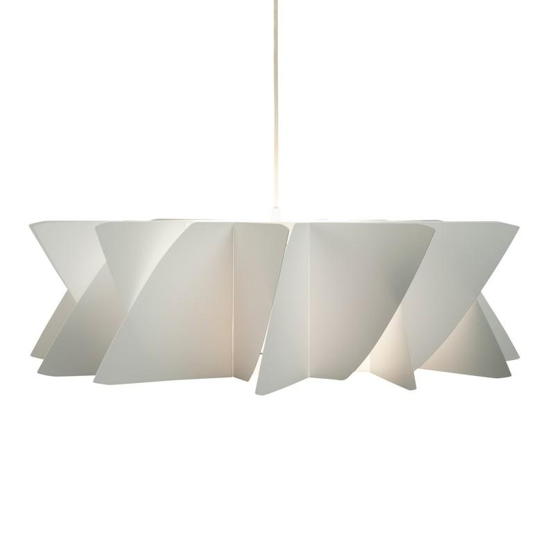 Diamond White Pendant Lamp Shade Norla Design