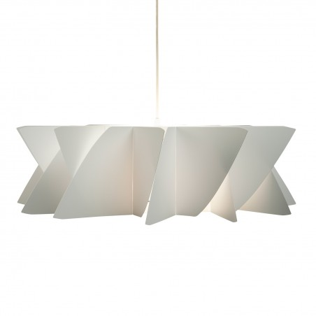 Diamond White Pendant Lamp Shade Norla Design