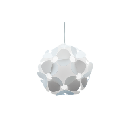 Lill White Pendant Lamp Shade Norla Design