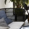 House Doctor Coon Sofa in Black