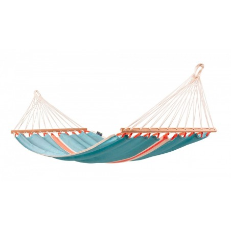 La Siesta Single Hammock with Spreader Bars -Fruta Curaçao