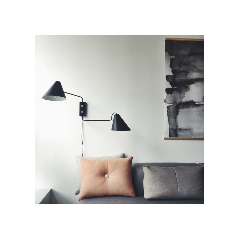 Club Double Wall Lamp by House Doctor
