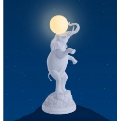 Seletti Elephant Table Lamp | Dimmable | 55 CM
