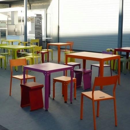 Matiere Grise Hegoa Table 79 x 79 x 75 cm | 28 Colours