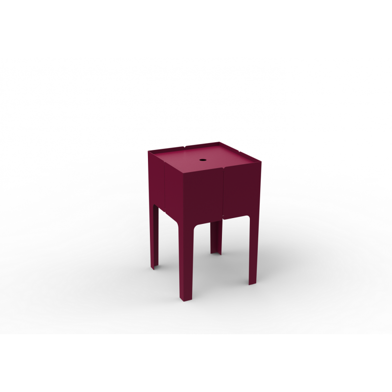 Matiere Grise Cape Bedside Low Table