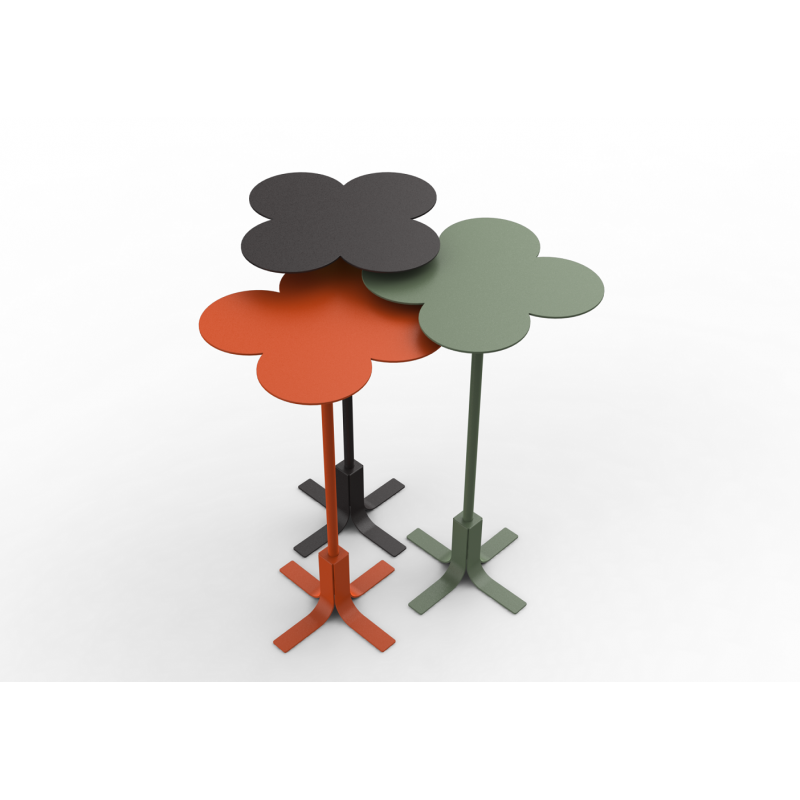 Matiere Grise Bise Small Tables