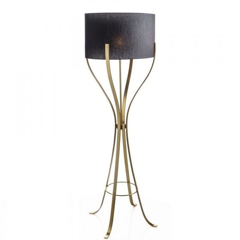 Villa Lumi Lisbon to Moscow Floor Lamp