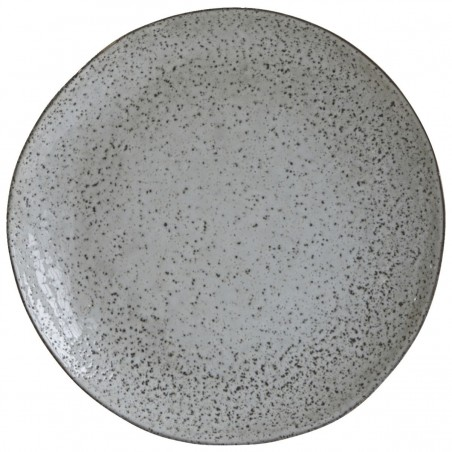 House Doctor Rustic Dinner Plate