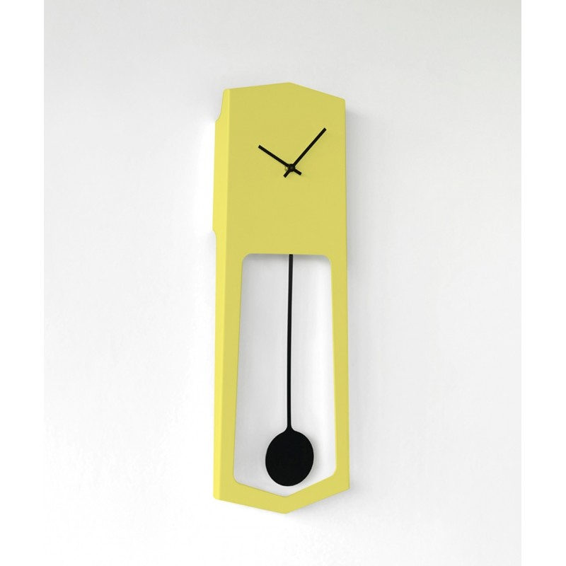 Covo Clock Aika | Yellow
