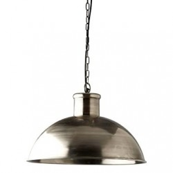 Spitalfield Pendant Light- Antique Pewter Finish
