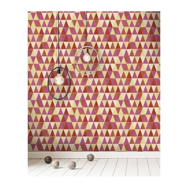 Mind the Gap The Circus Pattern I Wallpaper