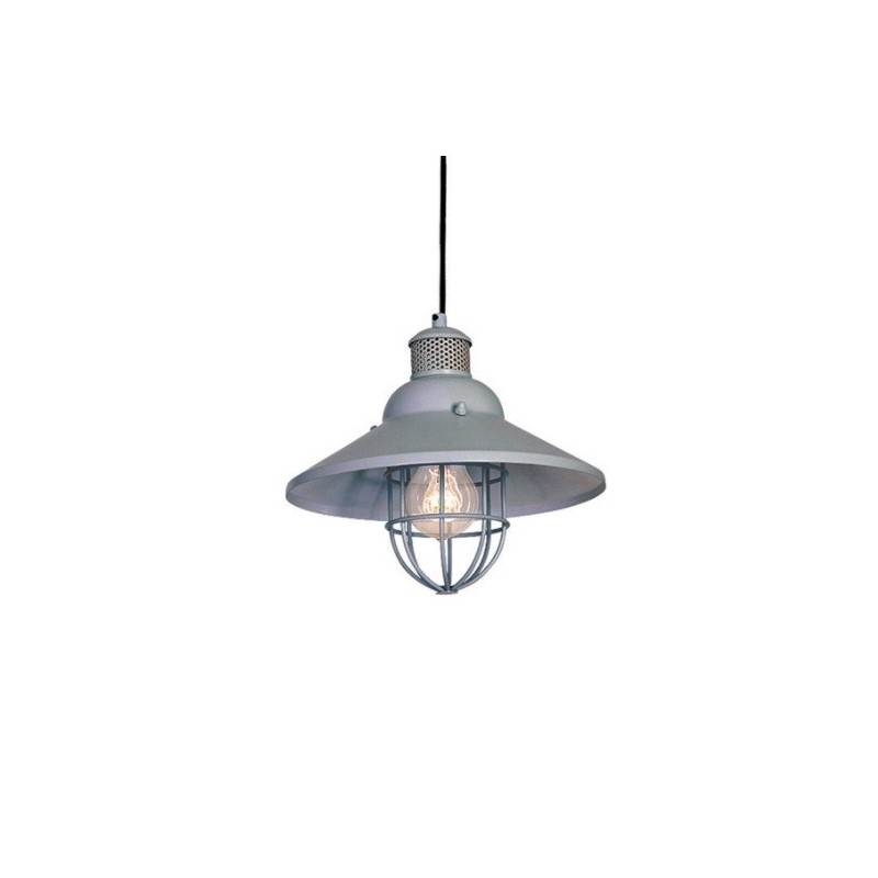 Culinary Concepts Ships Pendant Light - Dove Grey