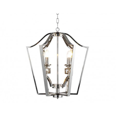 Liang&Eimil Pendant Lamp in Nickel with Four Lamps