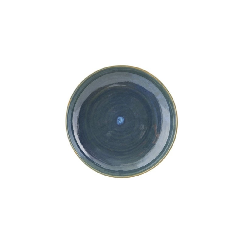 House Doctor Nord Cake Plate in Blue