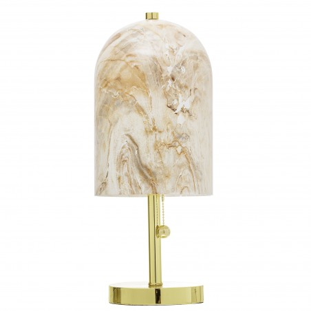Bloomingville Glass Nature Table Lamp