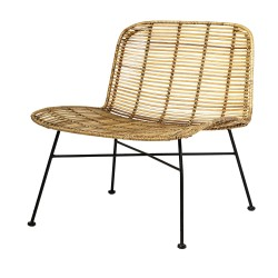 Bloomingville Dom Chair Nature Rattan