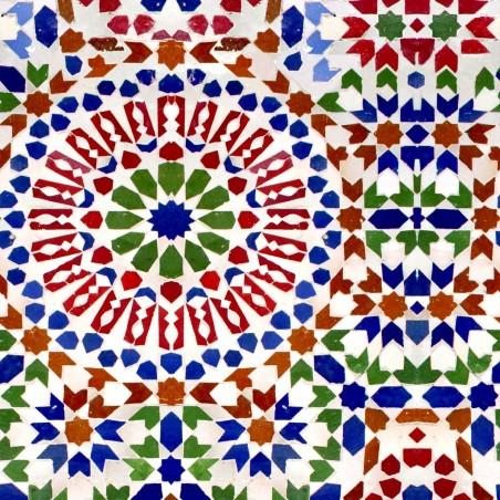 Mind The Gap Mosaic Wallpaper