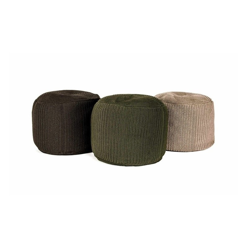Vincent Sheppard Outdoor Pouf Otto Taupe