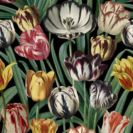 Mind The Gap Tulipa Wallpaper