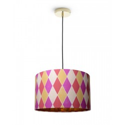 Mind The Gap Madness Drum Pendant Lamp | 45 CM
