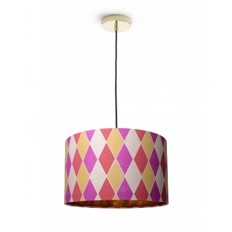 Mind The Gap Madness Drum Pendant Lamp