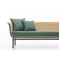 Vincent Sheppard Wicked Sofa Dark Green -Natural