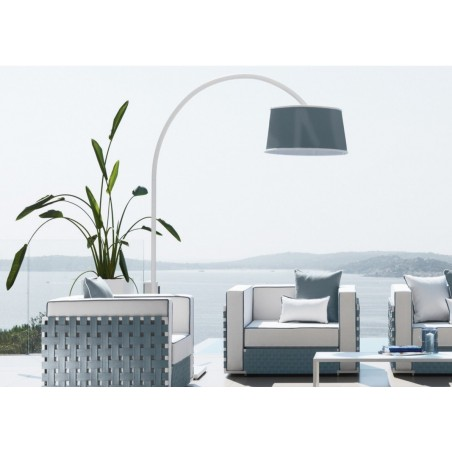 Talenti Lily Arc Lamp