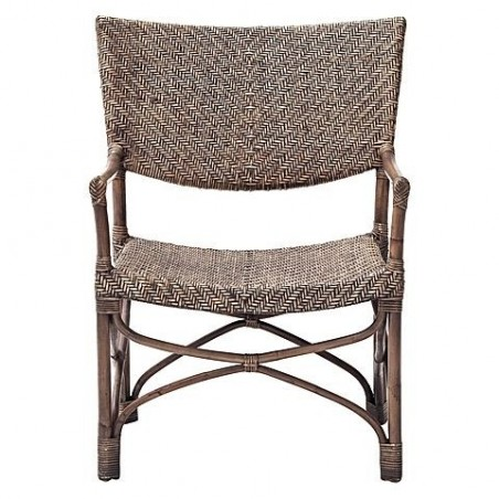 Wickerworks Rattan Squire Chair Set of 2