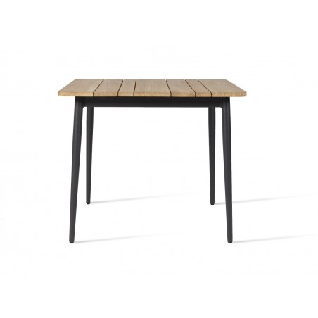 Vincent Sheppard Leo Dining Table Aluminium and Solid Teak