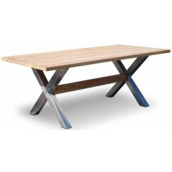 Skyline Design Nautic Dining Table | Teak