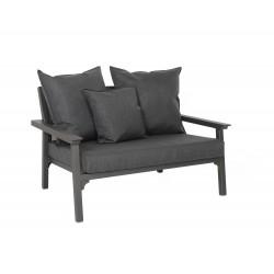 Skyline Design Classique Outdoor Love Seat