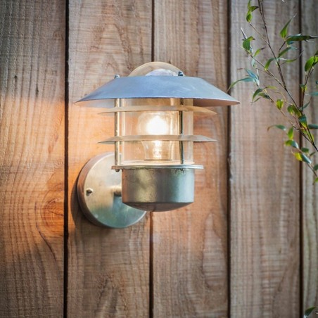 Garden Trading St Ives Strand Outdoor Wall Light