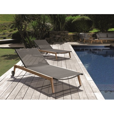 Talenti Moon Outdoor Sun Lounger