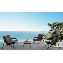 Talenti Cottage 2 Seater Outdoor Fabric Sofa