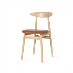 Vincent Sheppard Teo Oak Upholstered Dining Chair
