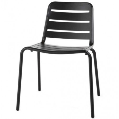 Skyline Design Vega Dining Chair Alu| Aluminium