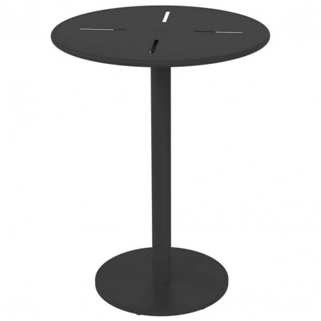 Skyline Design Vega Round Bistro Table | Aluminium