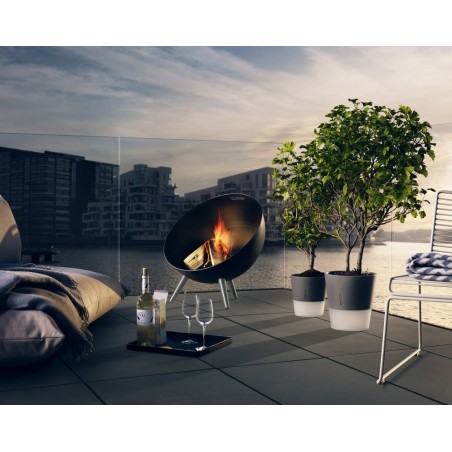 Eva Solo Fire Globe fireplace |Black