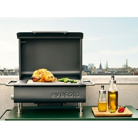 Eva Solo Box Gas Grill |Outdoor Gas Grill