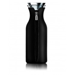 Eva Solo Fridge Carafe 1.0 L |Black