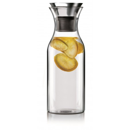 Eva Solo Fridge Carafe 1.0 L|Glass Fridge Carafe
